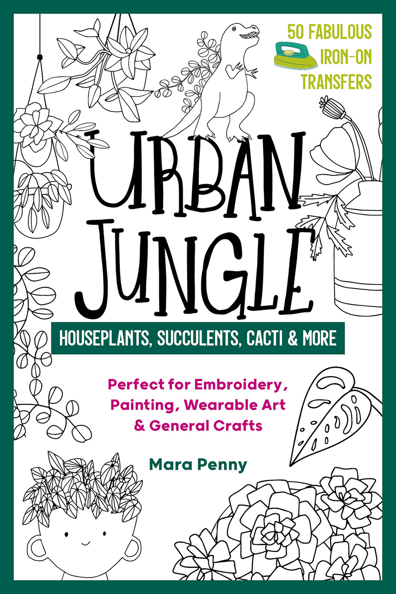 Urban Jungle - Houseplants, Succulents, Cacti & More