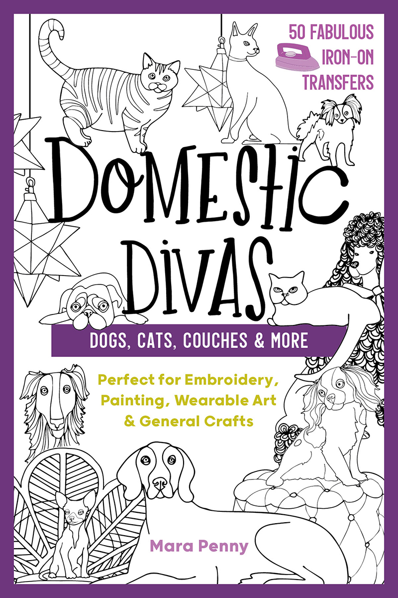 Domestic Divas - Dogs, Cats, Couches & More