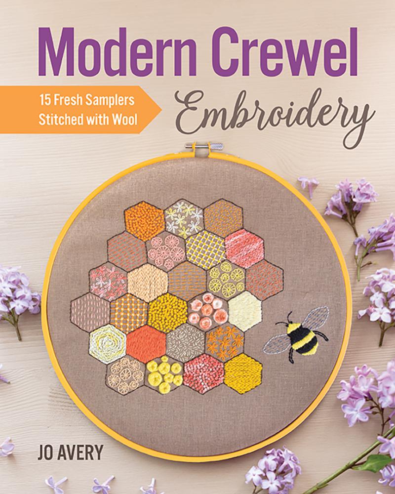 Modern Crewel Embroidery