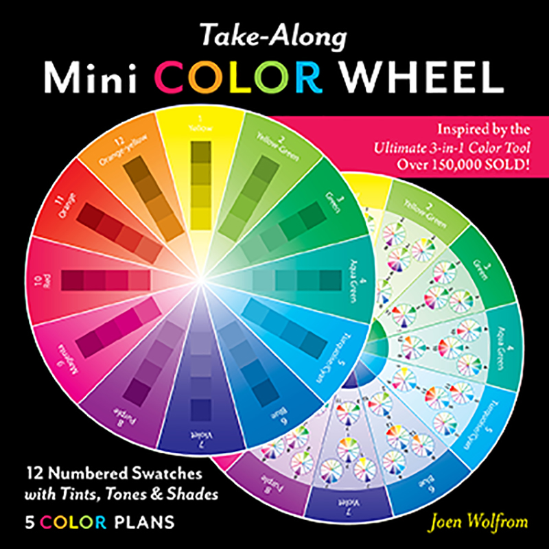 Take-Along Mini Color Wheel