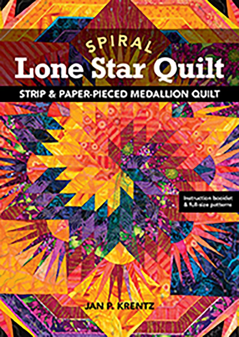 Spiral Lone Start Quilt