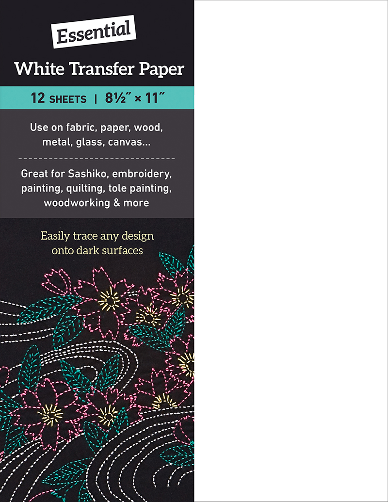 Essential White Transfer Paper