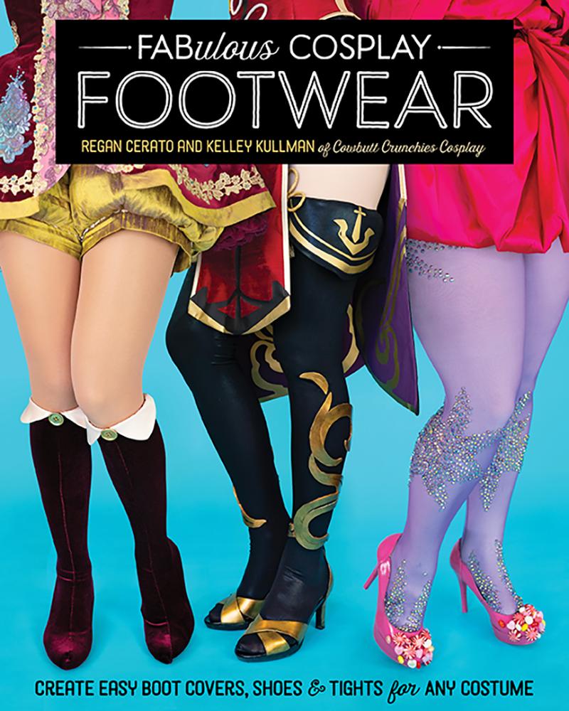 Fabulous Cosplay Footwear