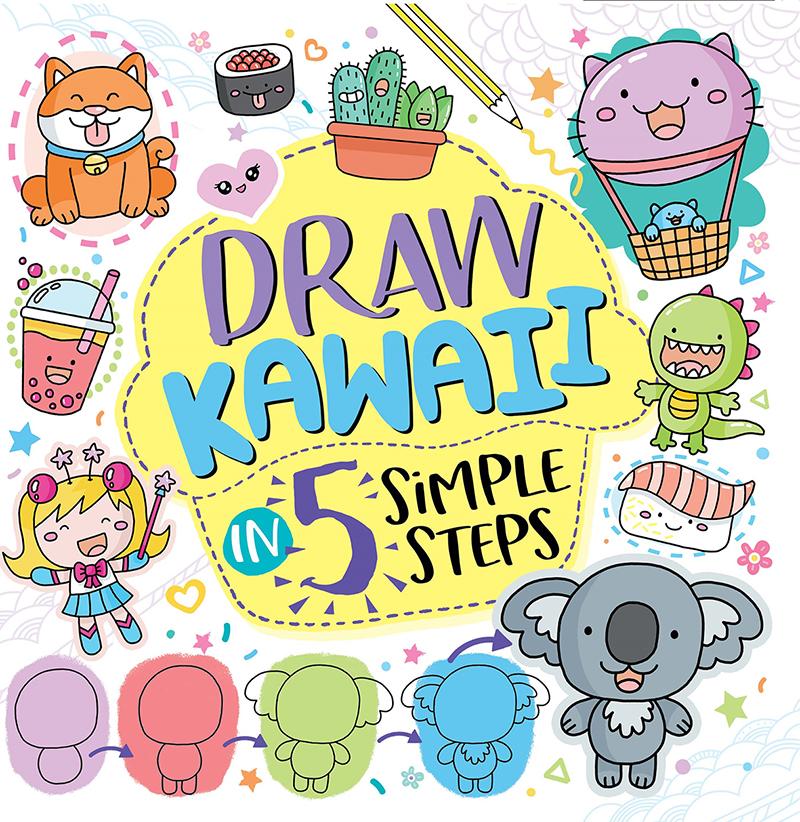 Draw Kawaii in Five Simple Steps