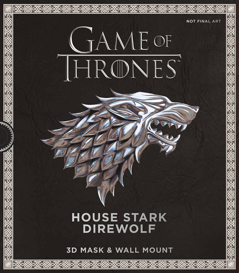 Game of Thrones: House of Stark Direwolf