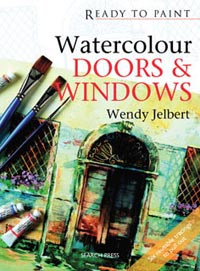 Ready to Paint: Watercolours Doors & Windows