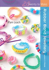 Twenty to Make: Rubber Band Jewellery