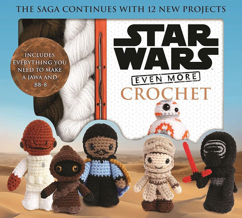 Even More Star Wars Crochet Kit
