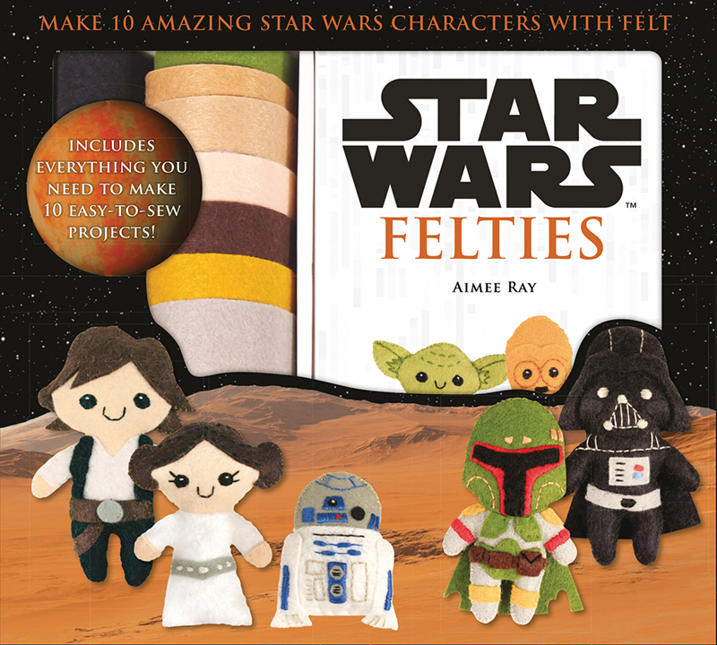 Star Wars Felties Kit