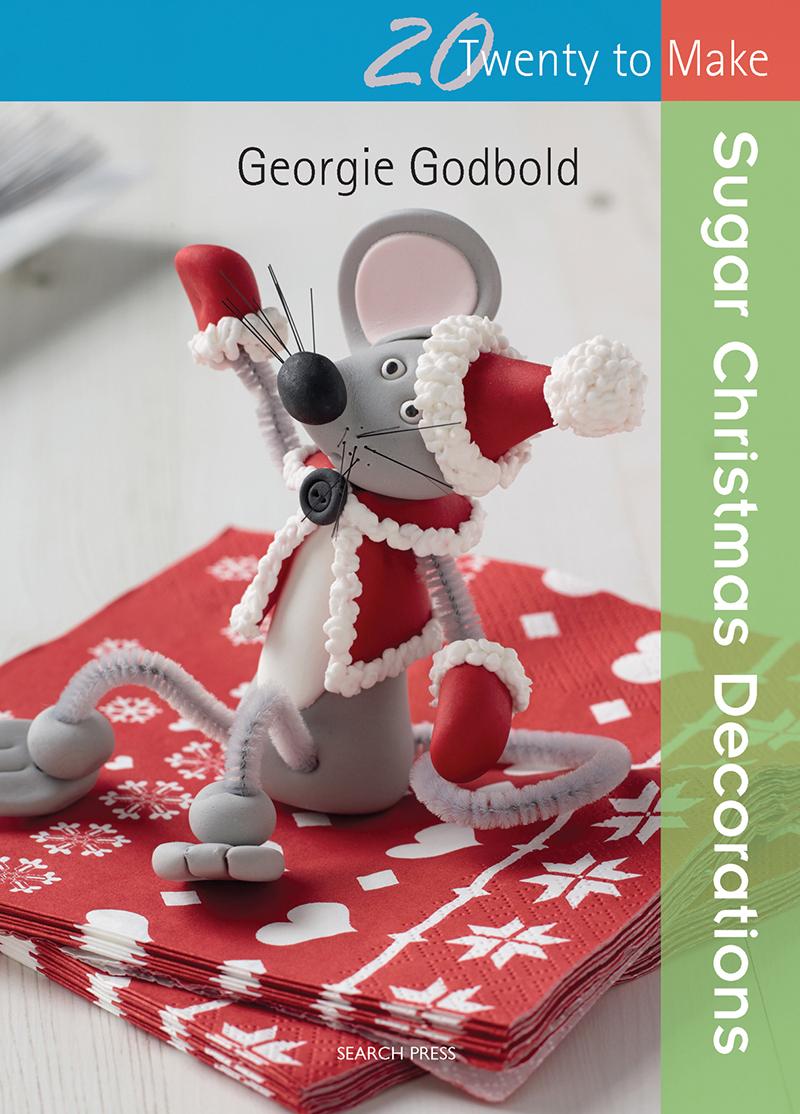 Twenty to Make: Sugar Christmas Decorations