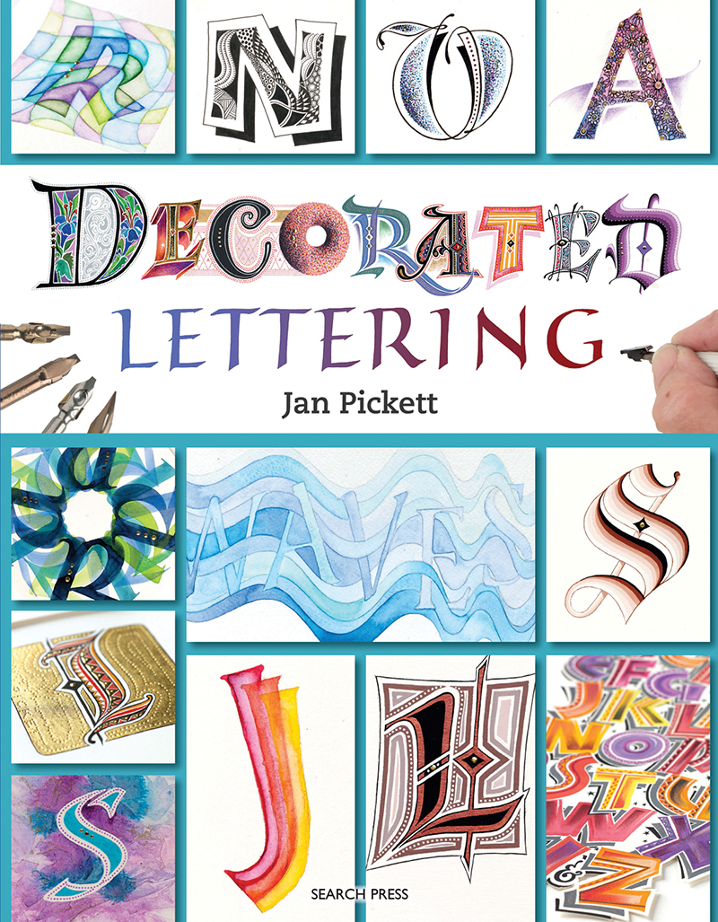 Decorated Lettering