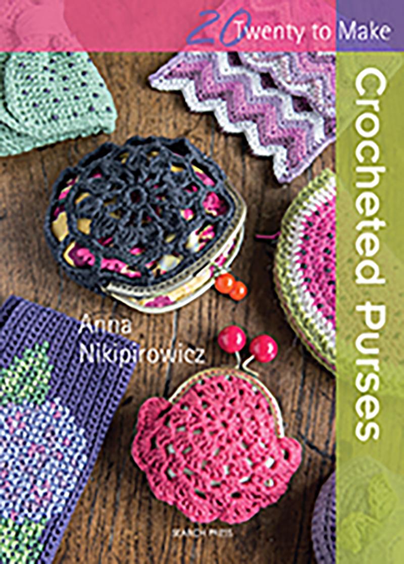 Twenty to Make: Crocheted Purses