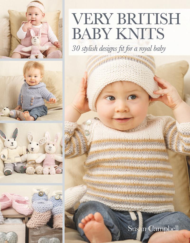 Very British Baby Knits