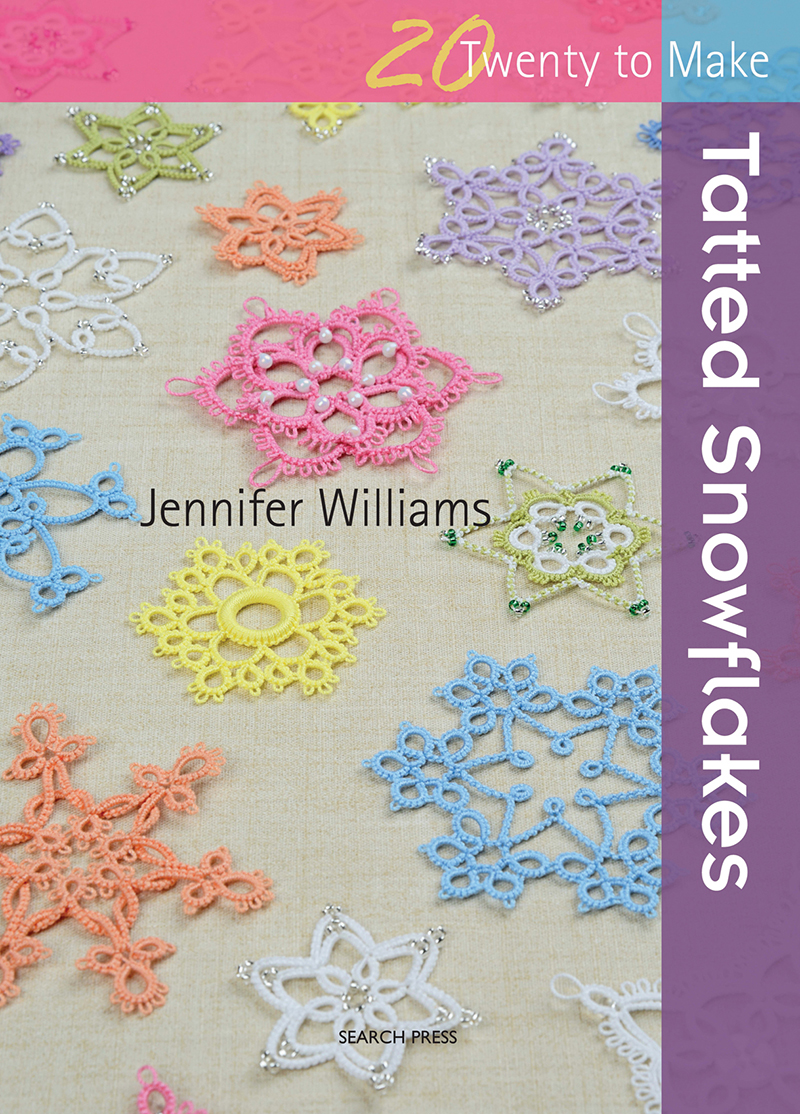 Twenty to Make: Tatted Snowflakes