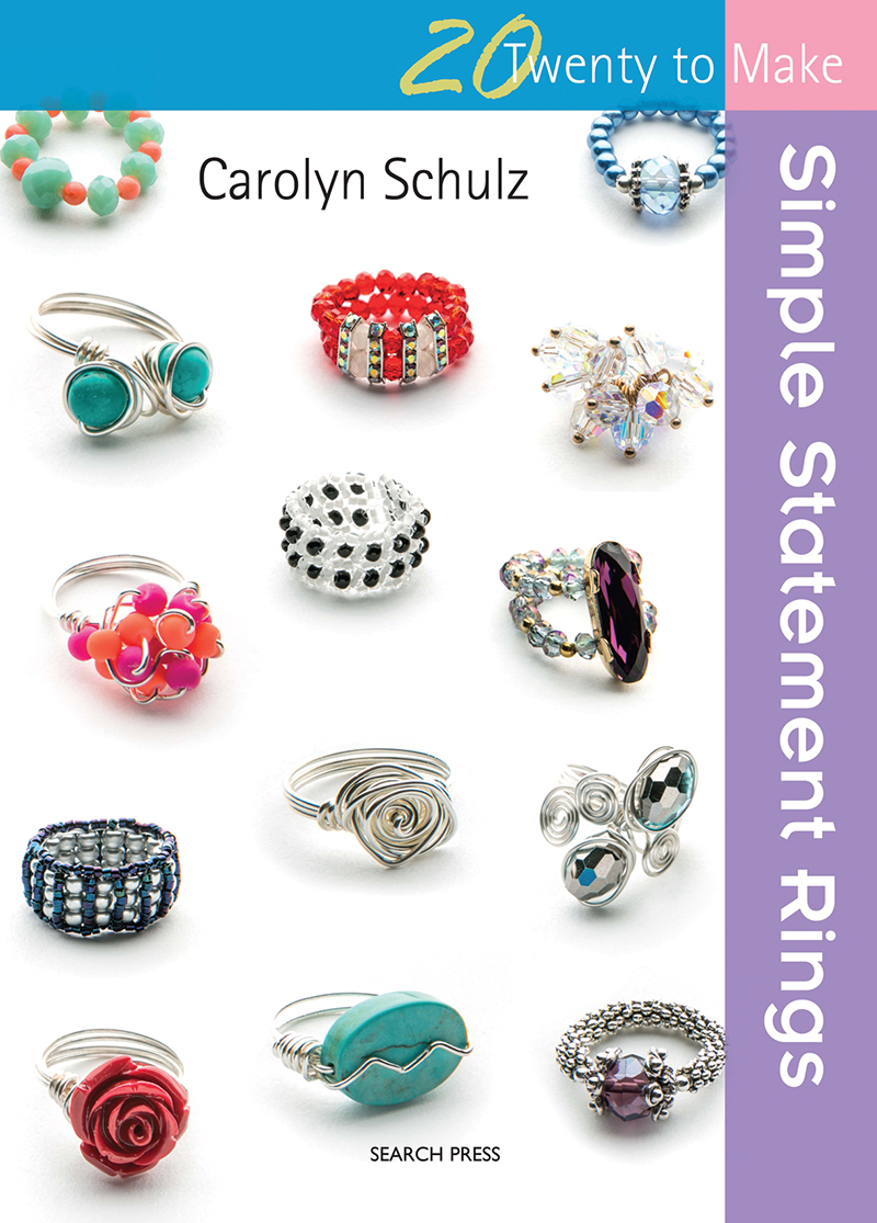 Twenty to Make: Simple Statement Rings