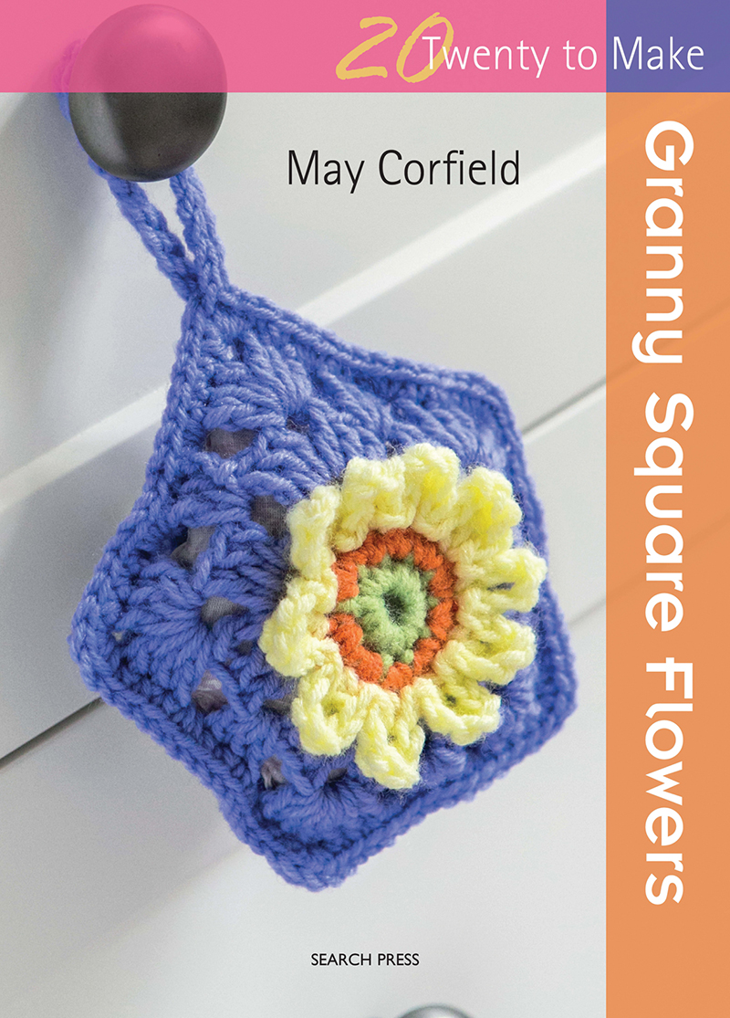 Twenty to Make: Granny Square Flowers