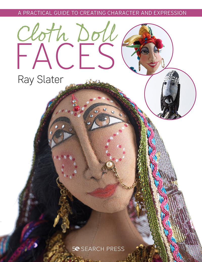 Cloth Doll Faces