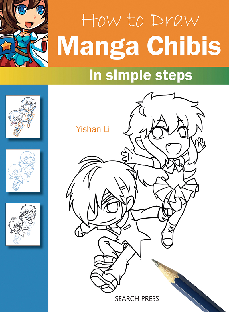 How to Draw: Manga Chibis