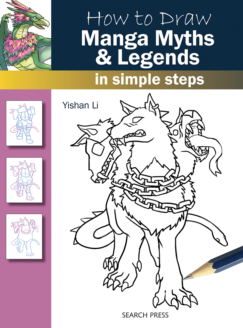How to Draw: Manga Myths & Legends