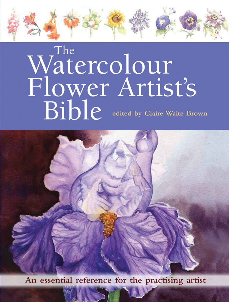 The Watercolour Flower Artist's Bible