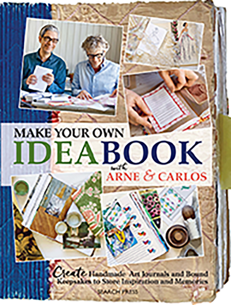 Make Your Own Ideabook with Arne & Carlos