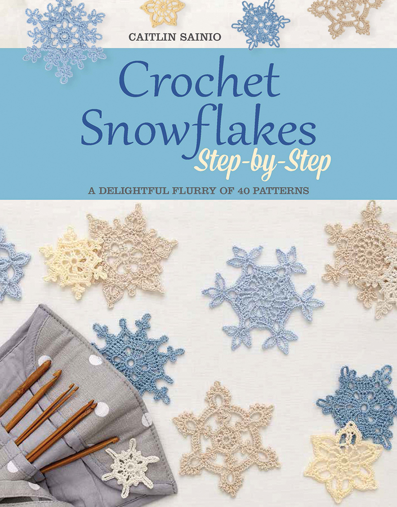 Crochet Snowflakes Step-by-Step