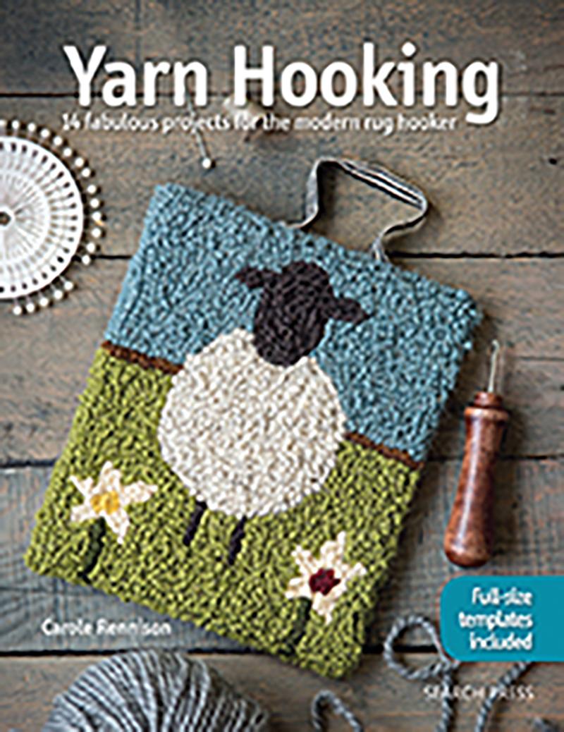 Yarn Hooking