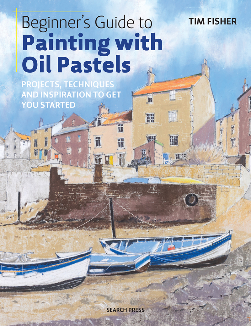 Beginner's Guide to Painting with Oil Pastels