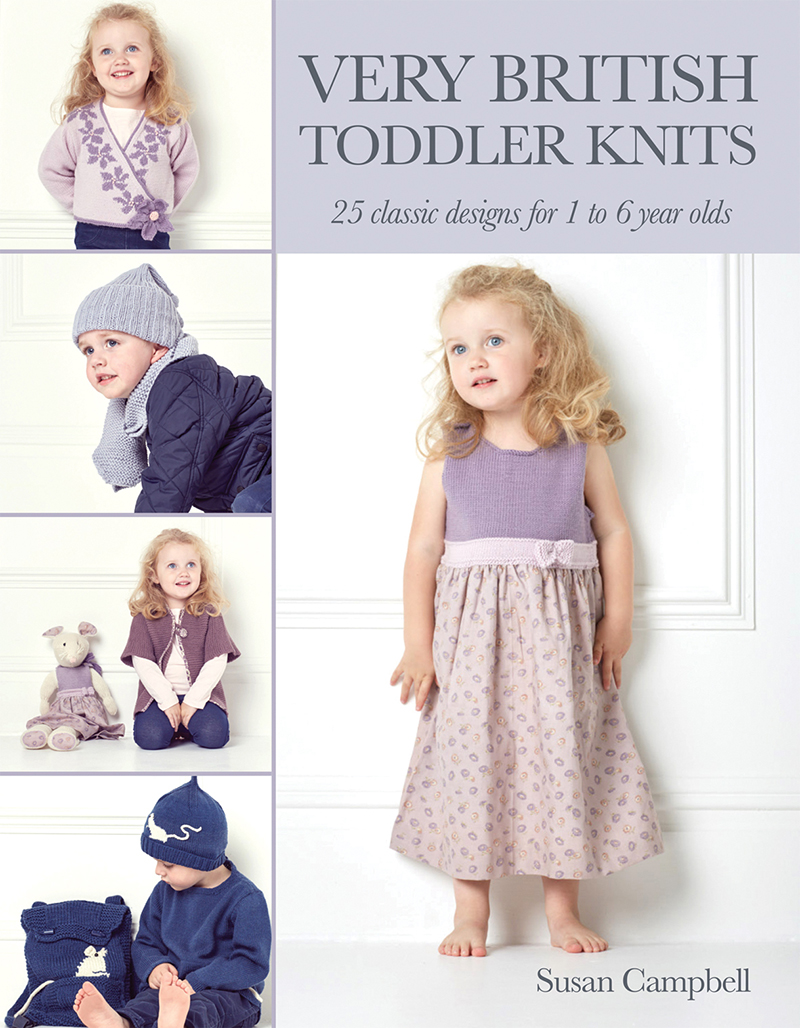 Very British Toddler Knits