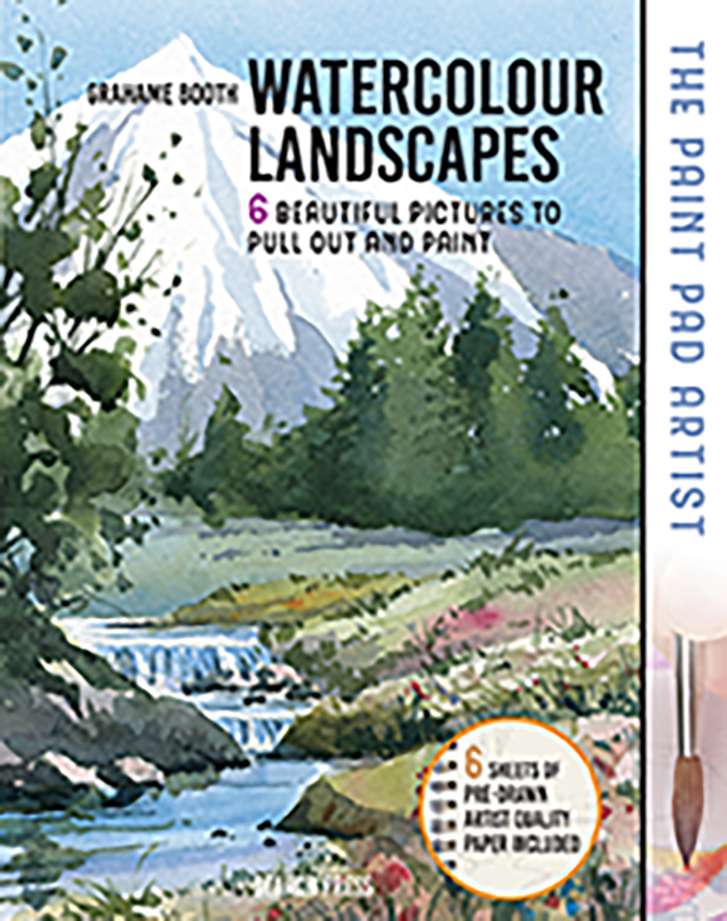 The Paint Pad Artist: Watercolour Landscapes