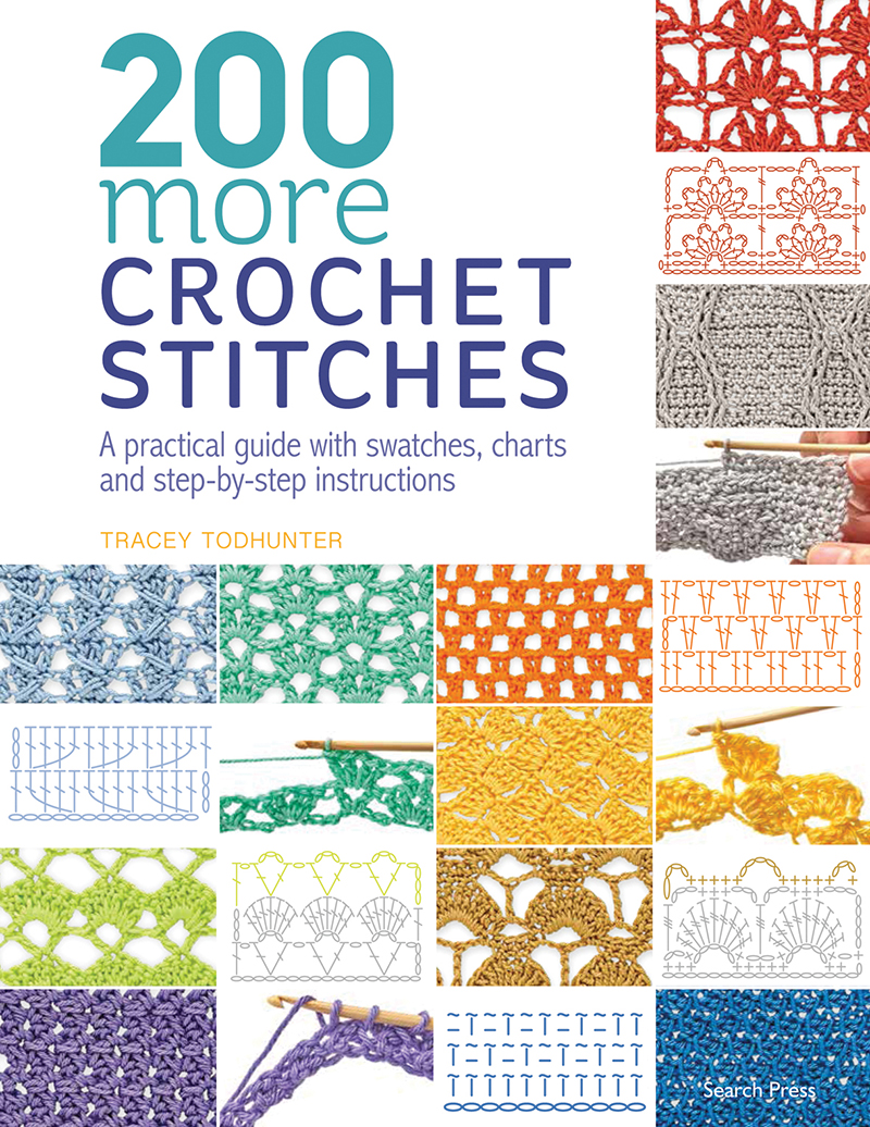 200 More Crochet Stitches