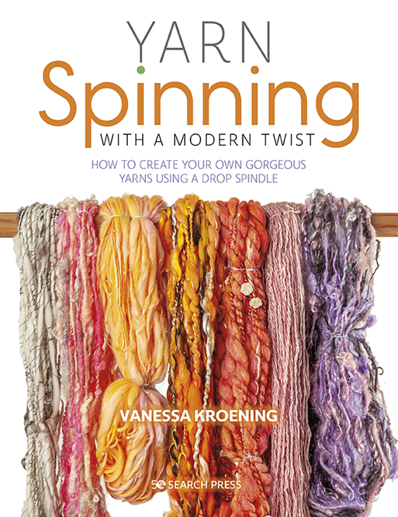 Yarn Spinning with a Modern Twist
