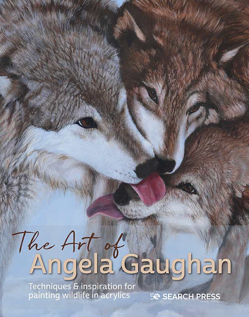 The Art of Angela Gaughan