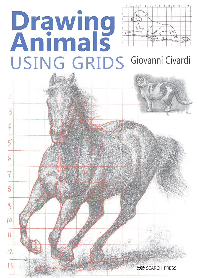 Drawing Animals Using Grids