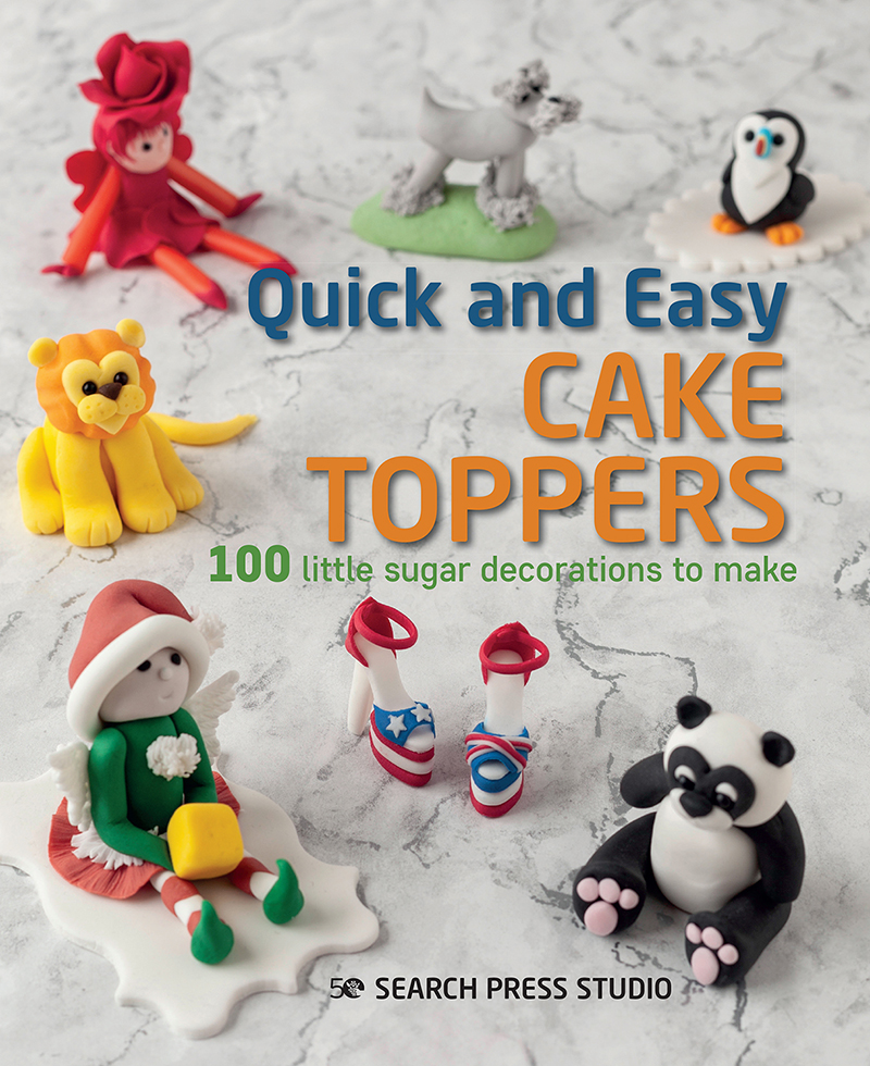 Quick and Easy Cake Toppers