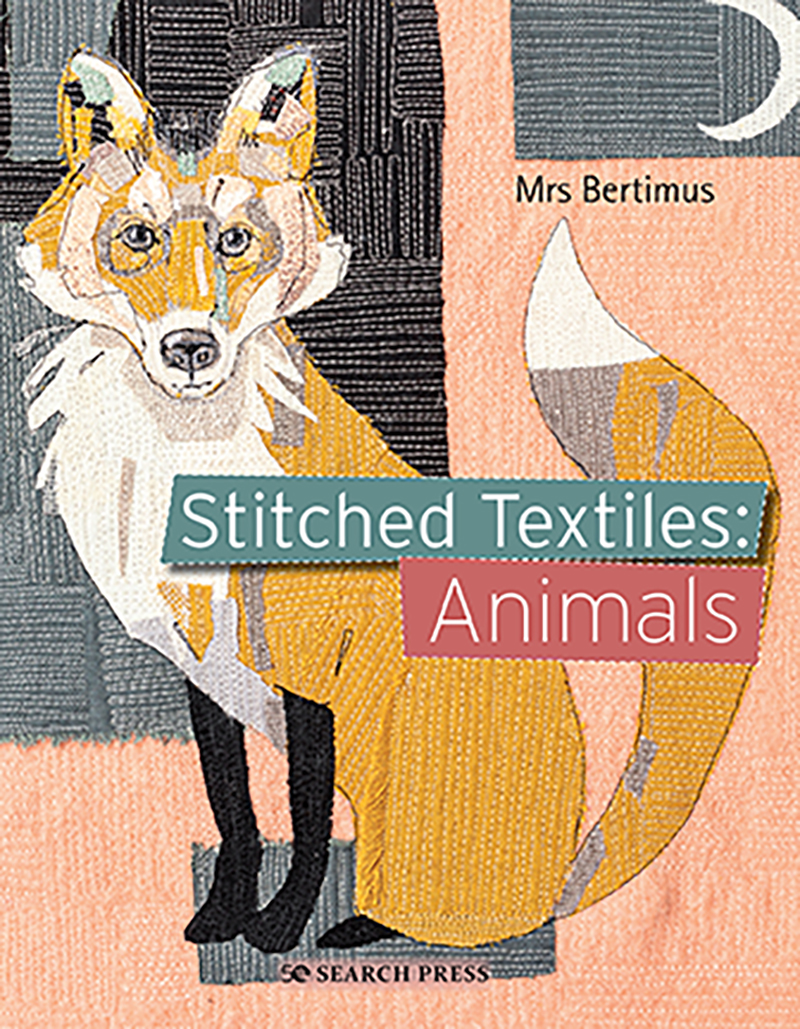 Stitched Textiles: Animals