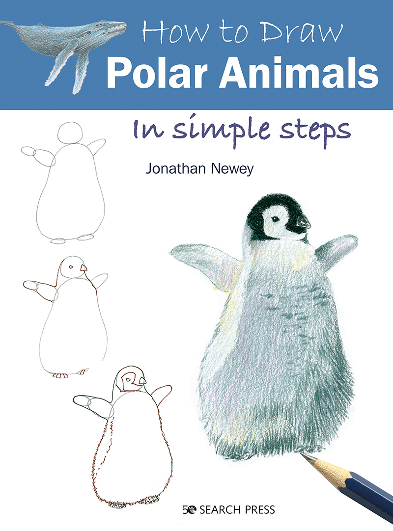 How to Draw: Polar Animals
