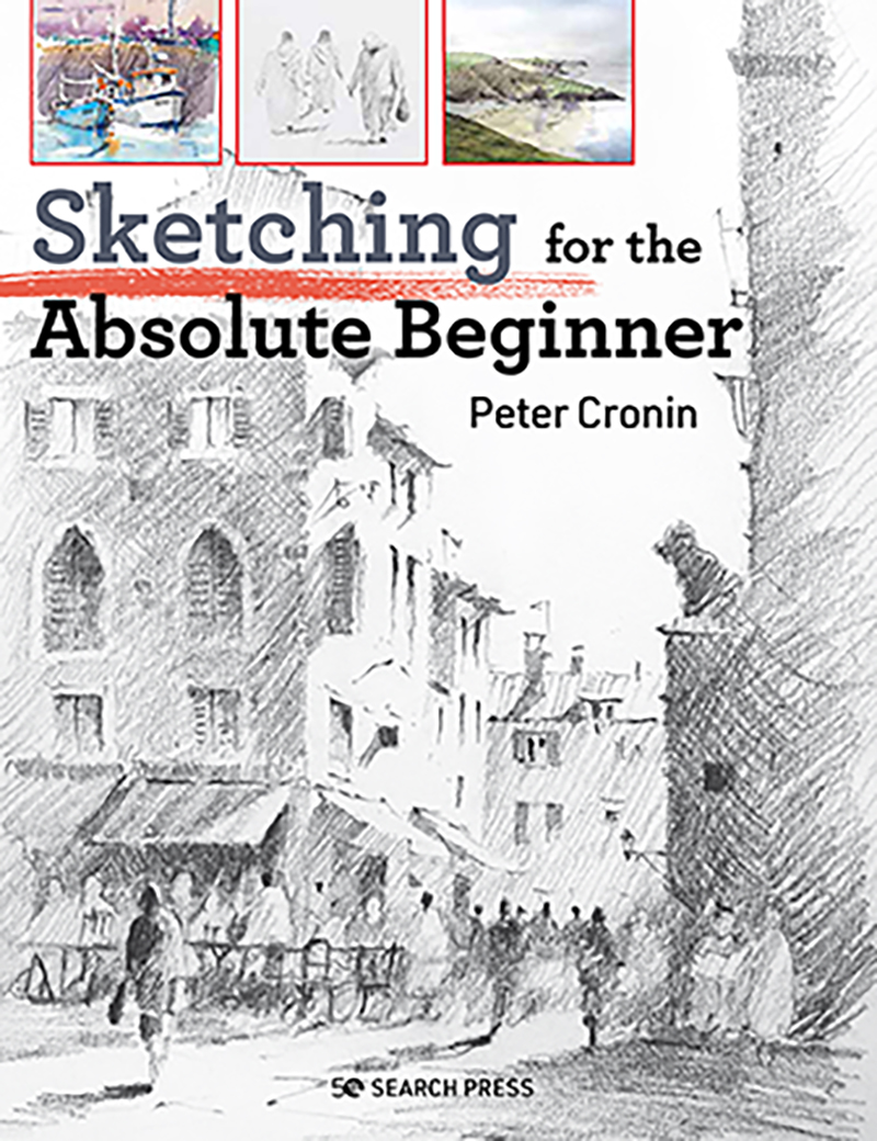 Sketching for the Absolute Beginner