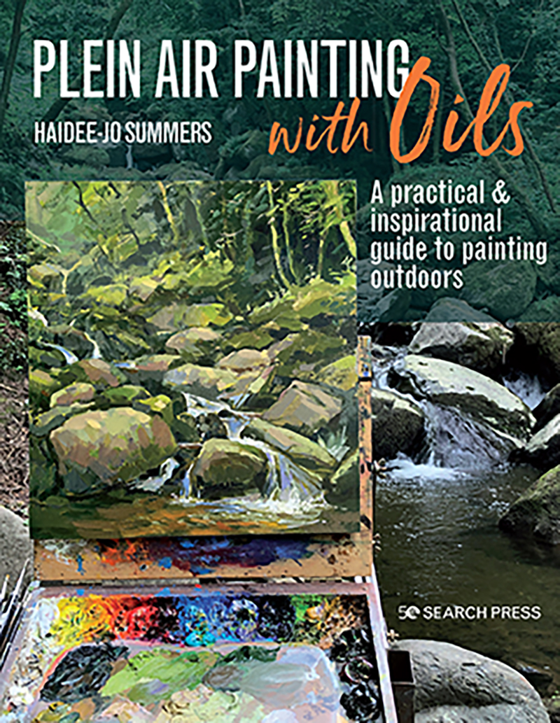 Plein Air Painting with Oils