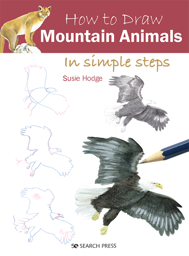 How to Draw: Mountain Animals