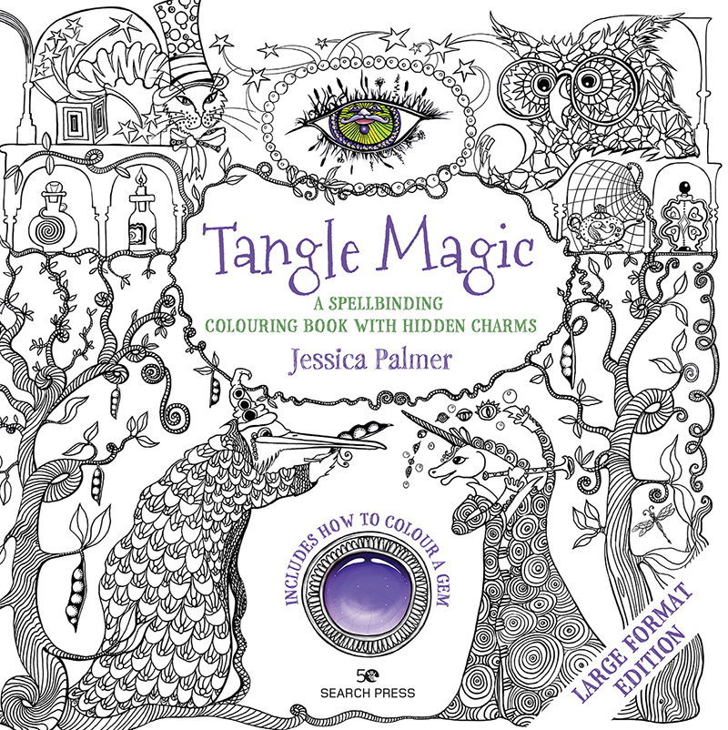Tangle Magic (large format edition)