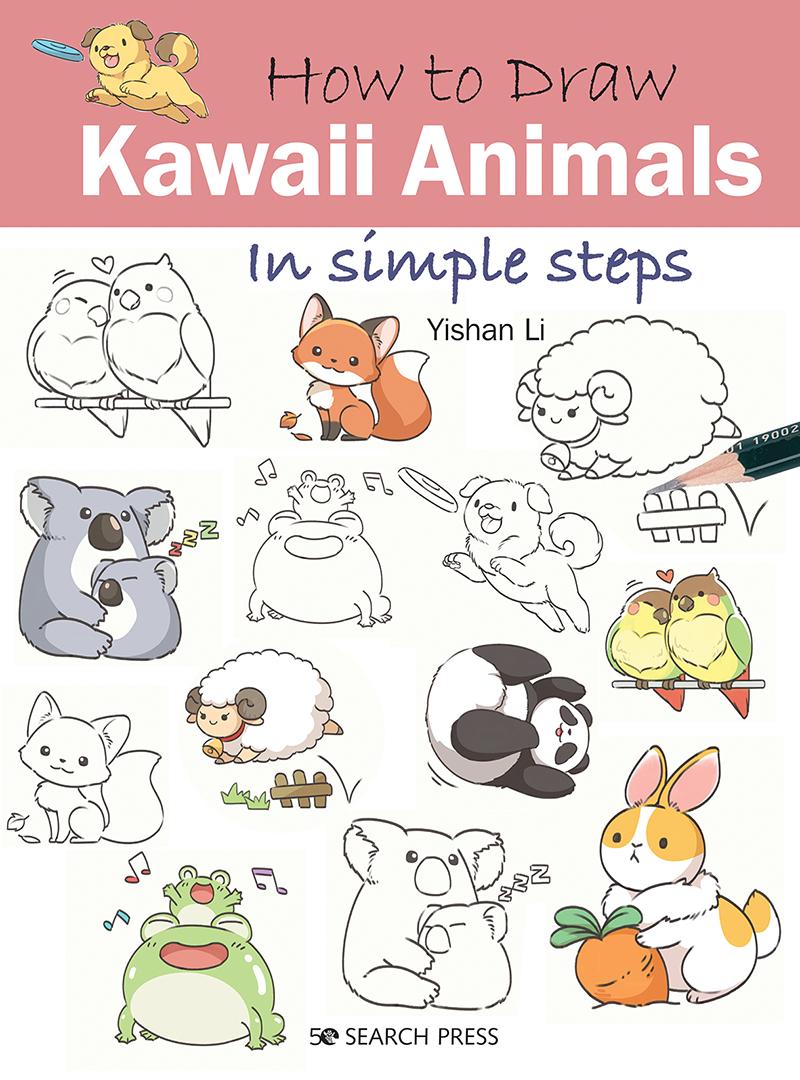How to Draw: Kawaii Animals