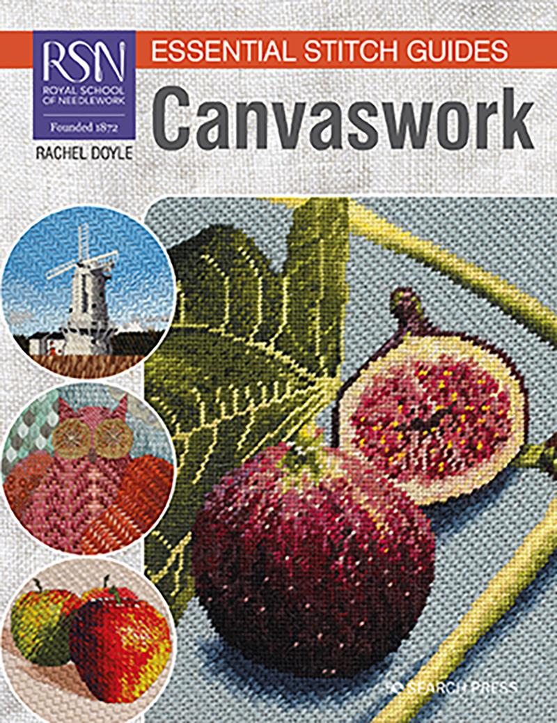 RSN Essential Stitch Guides: Canvaswork