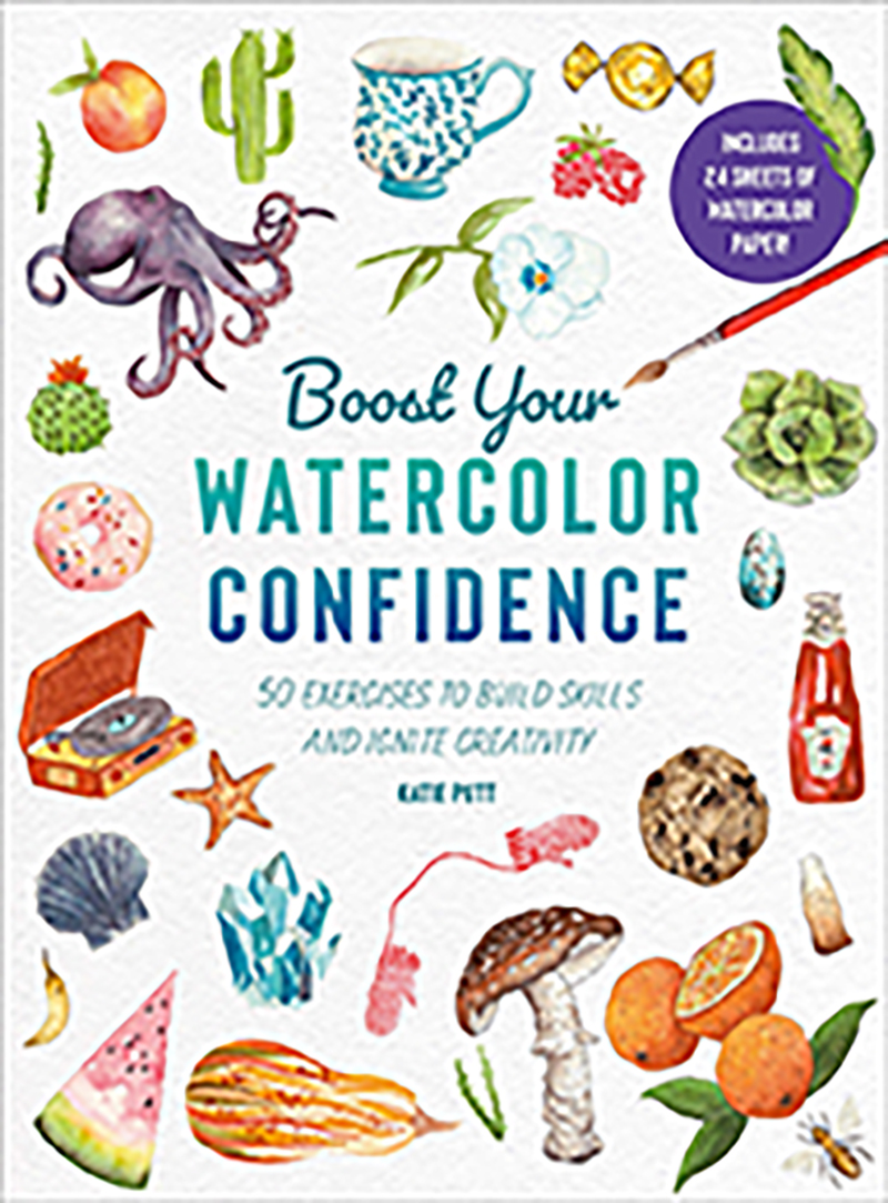 Boost Your Watercolour Confidence