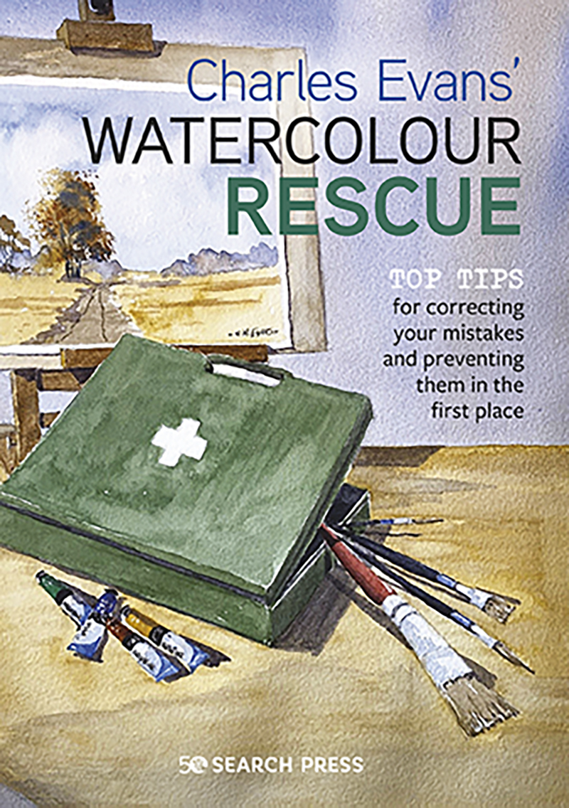 Charles Evans' Watercolour Rescue