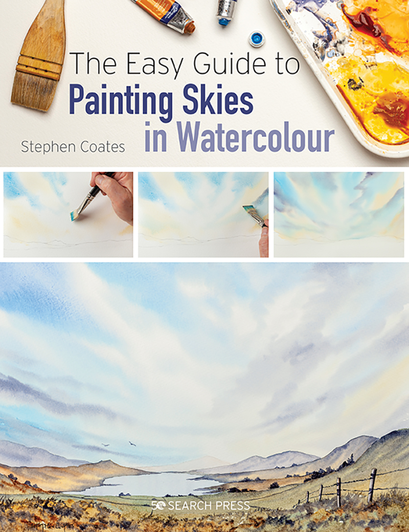 The Easy Guide to Painting Skies in Watercolour