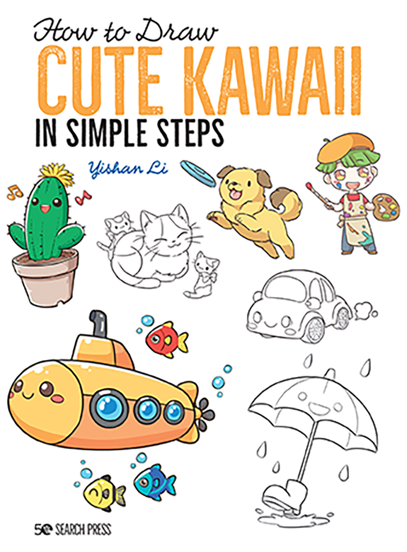 How to Draw: Cute Kawaii