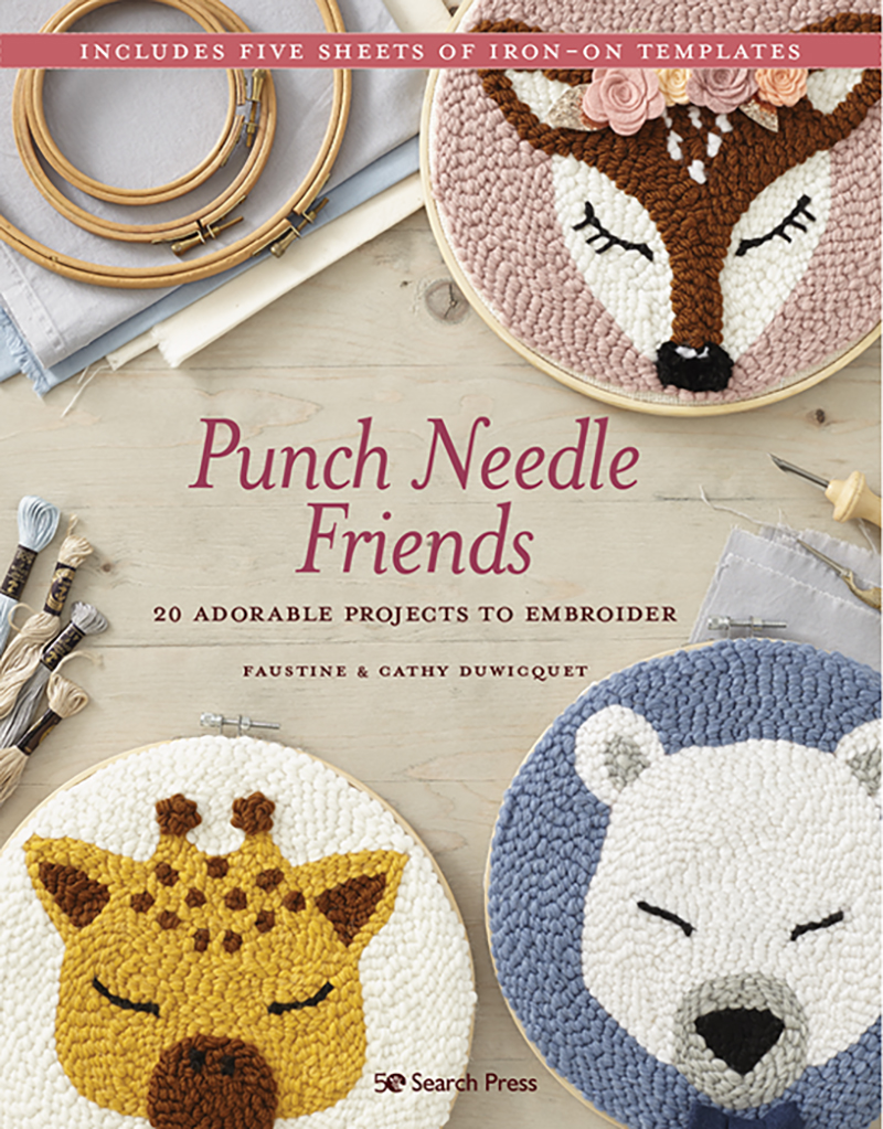 Punch Needle Friends