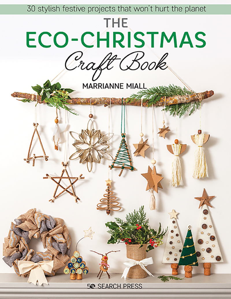 The Eco-Christmas Craft Book