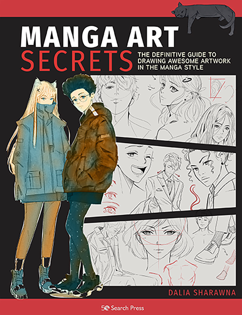 Manga Art Secrets